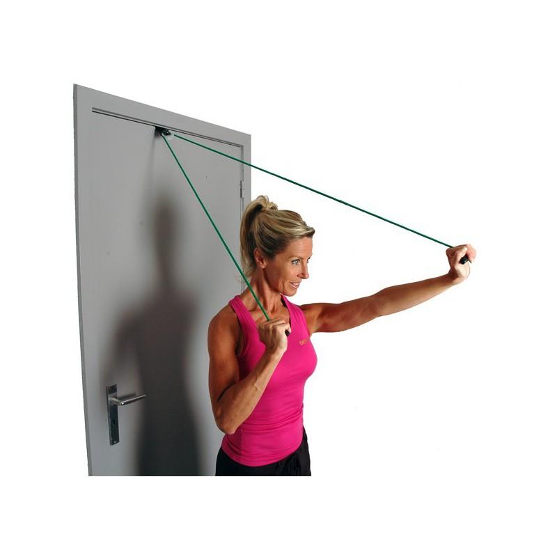 Przelotka do ćwiczeń mięśni ramion MSD
