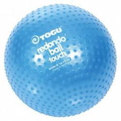 Piłka Redondo z wypustkami sensorycznymi 22cm, niebieska