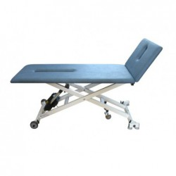 Stół rehabilitacyjny 2-częściowy krzyżakowy SRK-RE