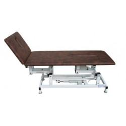 Stół rehabilitacyjny 2-częściowy elektryczny SRE-R