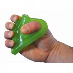 Trener dłoni Power-Web Flex-Grip MSD – zielony (opór mocny)