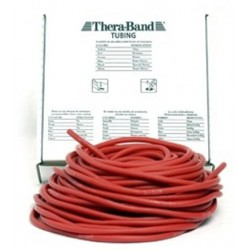 Tubing Thera Band 7,5 m- czerwony (opór średni)