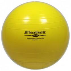 Piłka gimnastyczna Thera Band ABS 45 cm – żółta