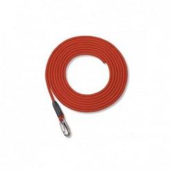 Czerwona linka do aparatu Redcord z zaczepem 5m