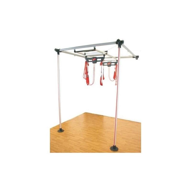 Zestaw Redcord Workstation Professional Wall Stand z 2 trawersami
