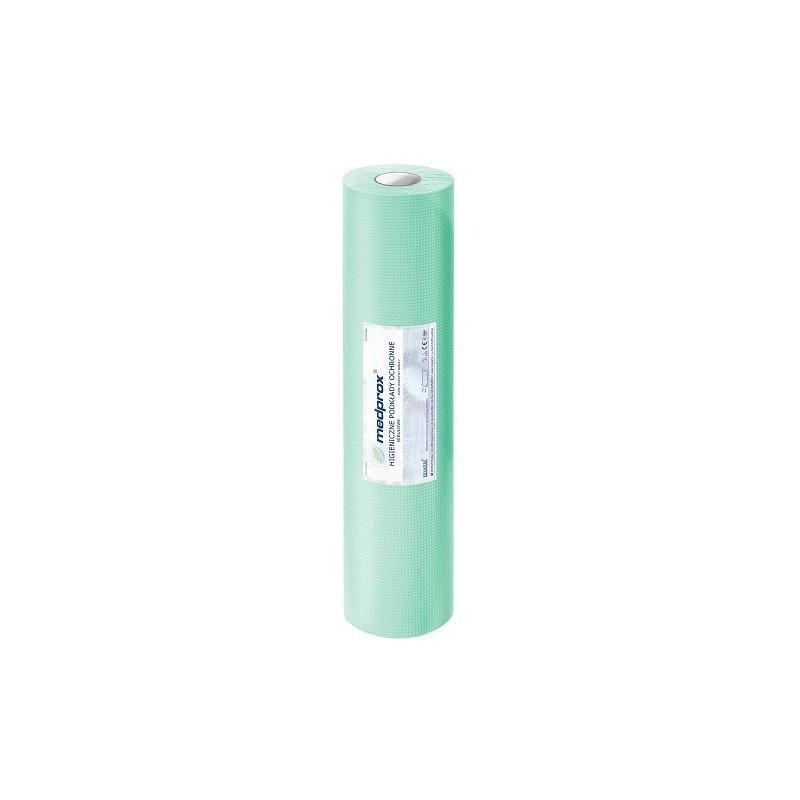 Podkład ochronny Medprox Comfort 60 cm x 50 mb – zielony