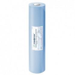 Podkład ochronny Medprox Comfort 50 cm x 50 mb – niebieski