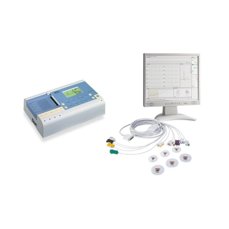 System do prób wysiłkowych.  BTL CardioPoint-ERGO E300