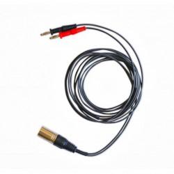 Kabel obwodu pacjenta KPES-02 do elektroterapii i biofeedback