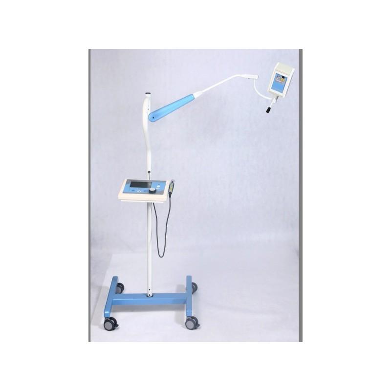 Samodzielny skaner TERAPUS 2 scan (R 660 nm / 35mW, IR 808 nm / 250 mW)