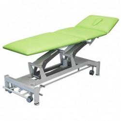 Stół do masażu i rehabilitacji trzysekcyjny z Pivotem -  Terapeuta  M – P3.F4