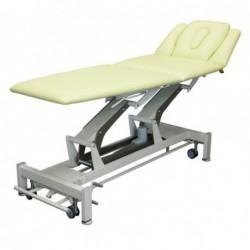 Stół rehabilitacyjny pięciosekcyjny z Pivotem – Terapeuta M-P5.F4