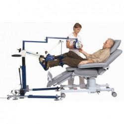 MOTOmed letto 2 na kończyny dolne dla pacjentów leżących podczas zabiegu hemodializy
