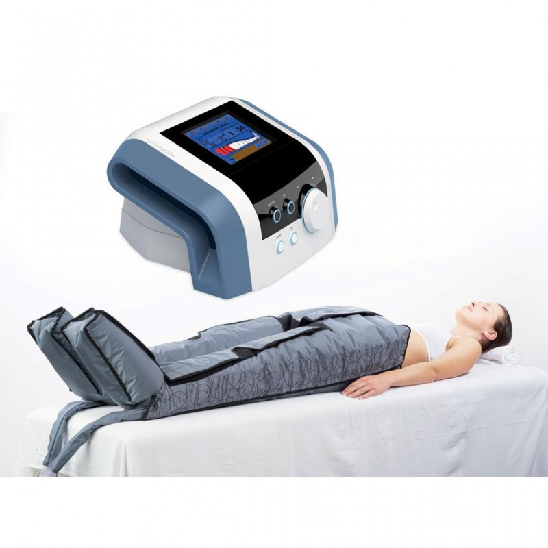 Aparat do masażu uciskowegoBTL-6000 Lymphastim 12 Topline + zestaw mankietów