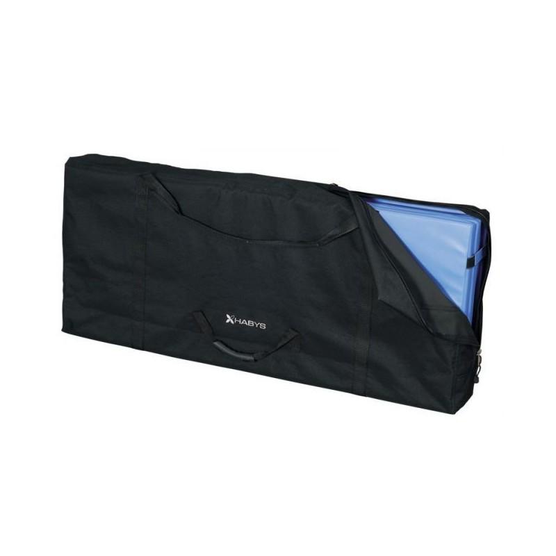 Pokrowiec na materac 4-częściowy 200x120x3 Shiatsu