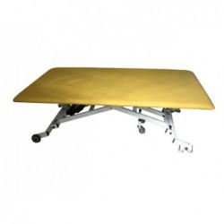 Stół rehabilitacyjny Bobath krzyżakowy SRK-BE