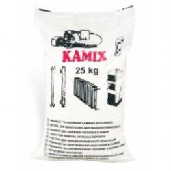 Środek do odkamieniania systemu instalacji wodnej Kamix 25 kg