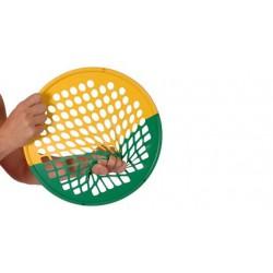 Siatka rehabilitacyjna Power-Web Combo MSD żółta/zielona (opór słaby/ średnio mocny)
