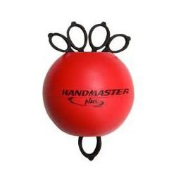 Trener dłoni Handmaster Plus MSD- czerwona (opór średni)