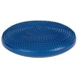 Poduszka sensomotoryczna standard do siedzenia MSD- niebieska 33 cm (z pompką)