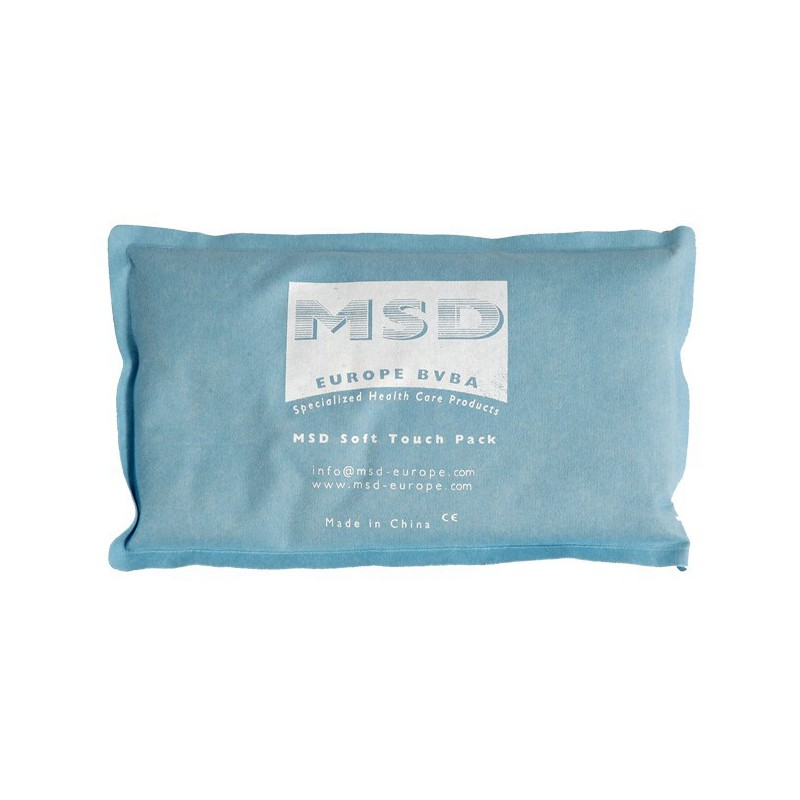 Kompres żelowy MSD ciepło/ zimno Soft Touch Pack- 25 x 35 cm