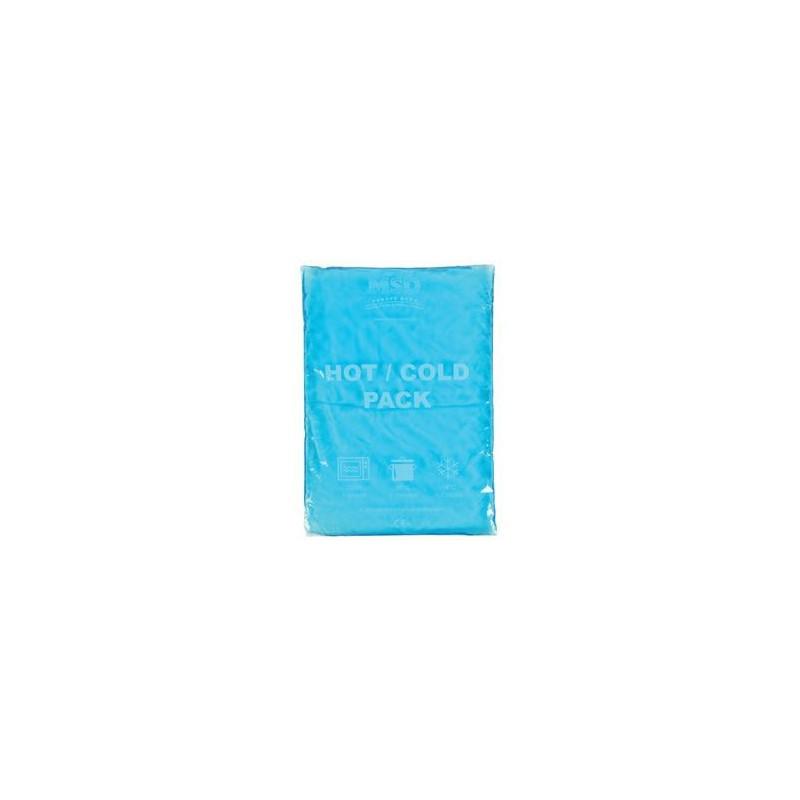 Kompres żelowy MSD ciepło/ zimno Classic – 15 x 25 cm