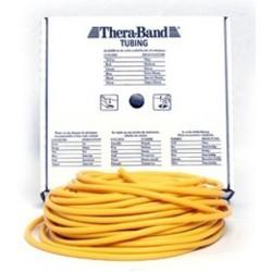 Tubing Thera Band 30,5 m- żółty (opór słaby)