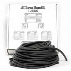 Tubing Thera Band 30,5 m- czarny (opór specjalnie mocny)