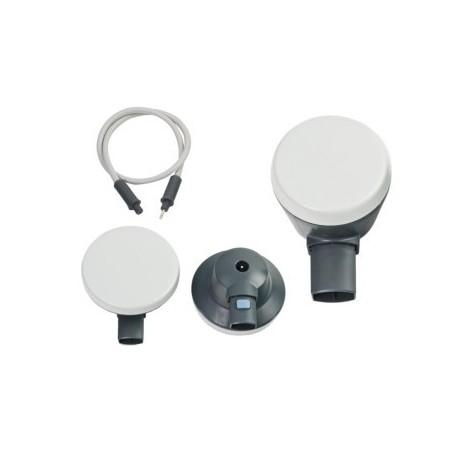 Podstawowy zestaw akcesoriów do aplikacji kondensatorowych do diatermii BTL-6000