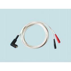 Kabel K-2 (U) biały do elektroterapii firmy EIE