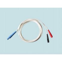 Kabel K-2L biały do aparatów do elektroterapii firmy EIE