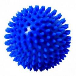 Trener dłoni piłeczka Jeż do ściskania Thera Band niebieski - 10 cm