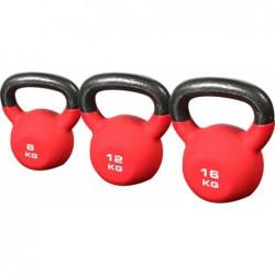 Pro Kettlebell Gymstick (neoprenowe) -12 kg