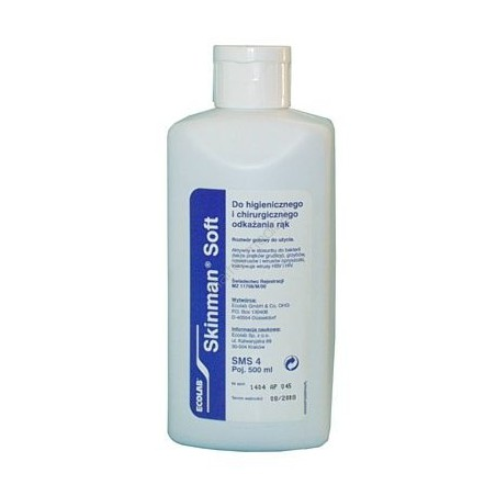 Preparat do dezynfekcji rąk Skinman Soft 100 ml