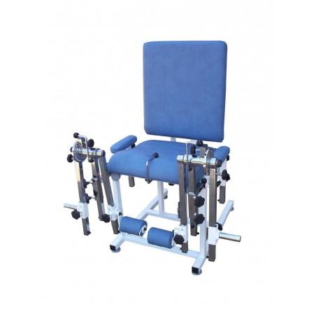 Fotel do ćwiczeń oporowych kończyn dolnych UPR-01 B