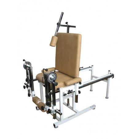 Fotel do ćwiczeń oporowych kończyn dolnych i górnych UPR-01 B/2