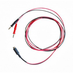 Kabel obwodu pacjenta do elektroterapii KPES-03 do aparatów z serii DX 6 przed 2004 r. produkcji MARP ELECTRONIC