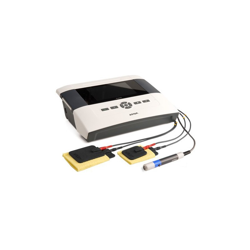 PhysioGo 500I + Sonda IR 400mW/808 nm