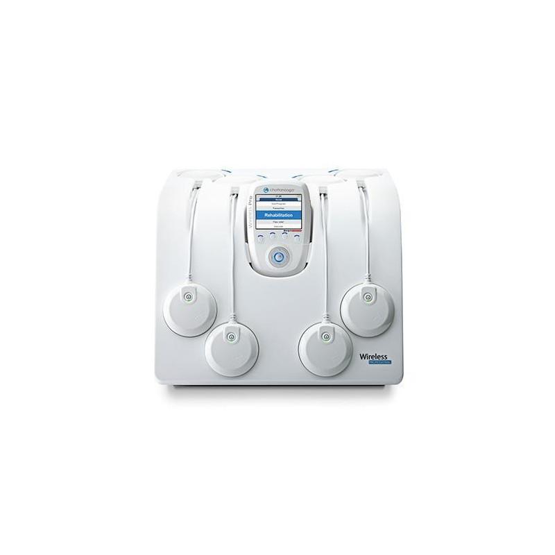 Bezprzewodowy aparat do elektroterapii Wireless Professional Full