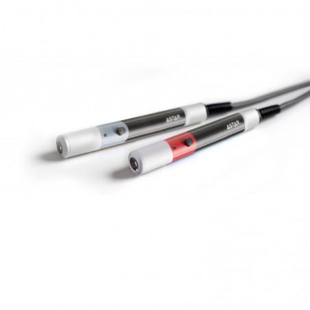 Aparat combi (4 terapie: elektro-, lasero-, magneto- i sonoterapii) ETIUS ULM - Zetaw 3