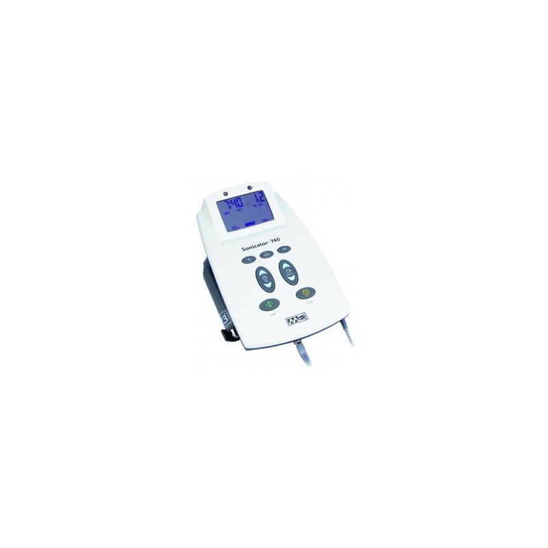 Aparat do ultradźwięków SONICATOR 740 + 3 głowice