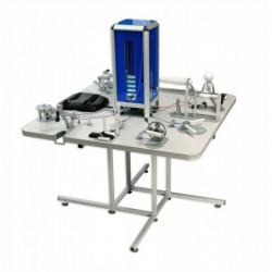 Stół do ćwiczeń manualnych ręki – MANUALEX M6 ( 3 stanowiska )