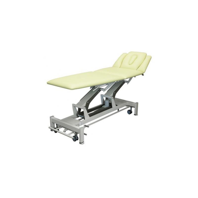 Stół rehabilitacyjny pięciosekcyjny z Pivotem – Terapeuta M-P5.F0