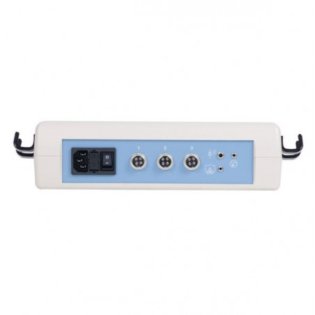 "Aparat do laseroterapii TERAPUS 2 ""power"" + 2 sondy punktowe R 660nm/80 mW + IR 808 nm / 400 mW + okulary ochronne"