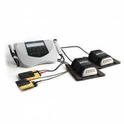 Aparat combi (4 terapie: elektro-, lasero-, magneto- i sonoterapii) ETIUS ULM - Zetaw 5
