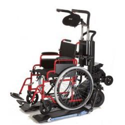 LG 2030 Schodołaz z płozami do wózka inwalidzkiego
