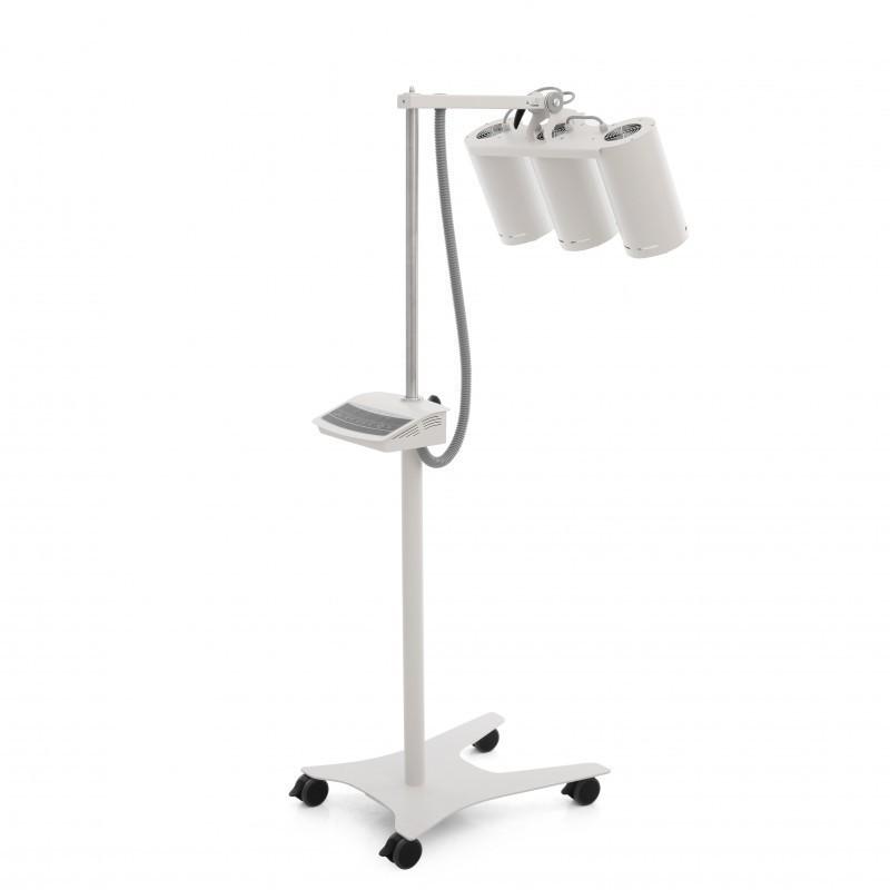 Lampa do naświetlań Solmed I TRIO (sollux)