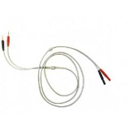 Przewody do elektrod do BTL-4625 Topline/5000 jasnoszare (para)