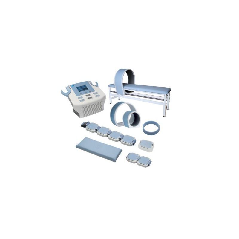 Aparat do magnetoterapii BTL-4920 Smart + BTL- 1900 MAGNET -stół do magnetoterapii z przesuwanym solenoidem 70 cm