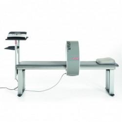 Aparat do magnetotrapii PhysioMG 827 + aplikator szpulowy CS75 + leżanka z półką na aparat